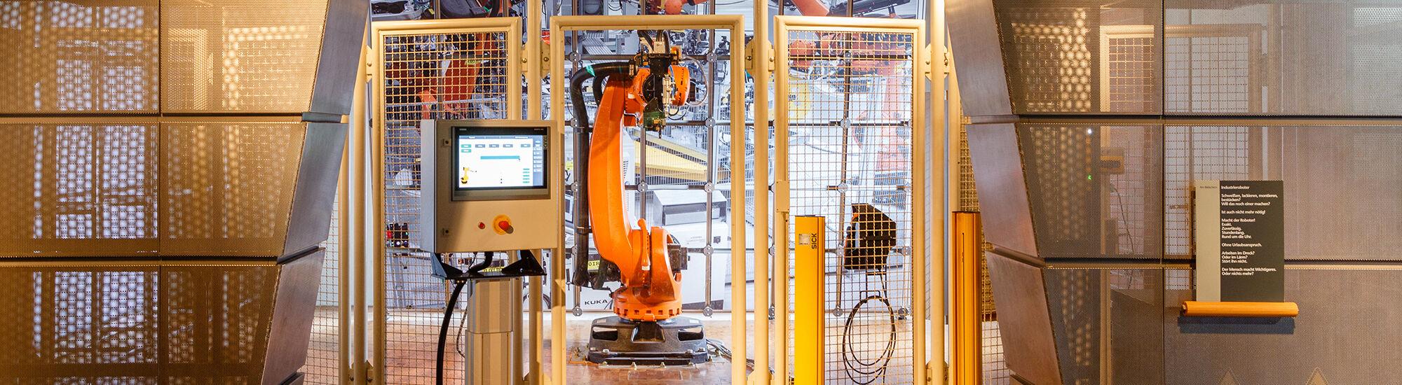 Industrial Robot Dasa